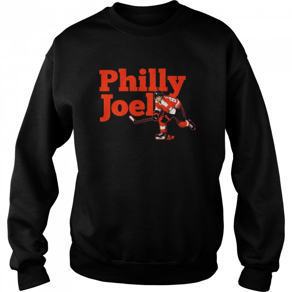 Joel Farabee Philly Joel  Unisex Sweatshirt