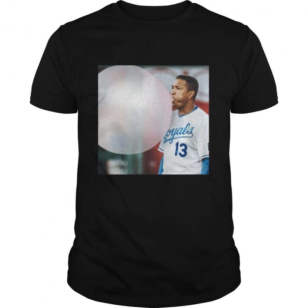 Salvy's Bubble Bigger Shirt