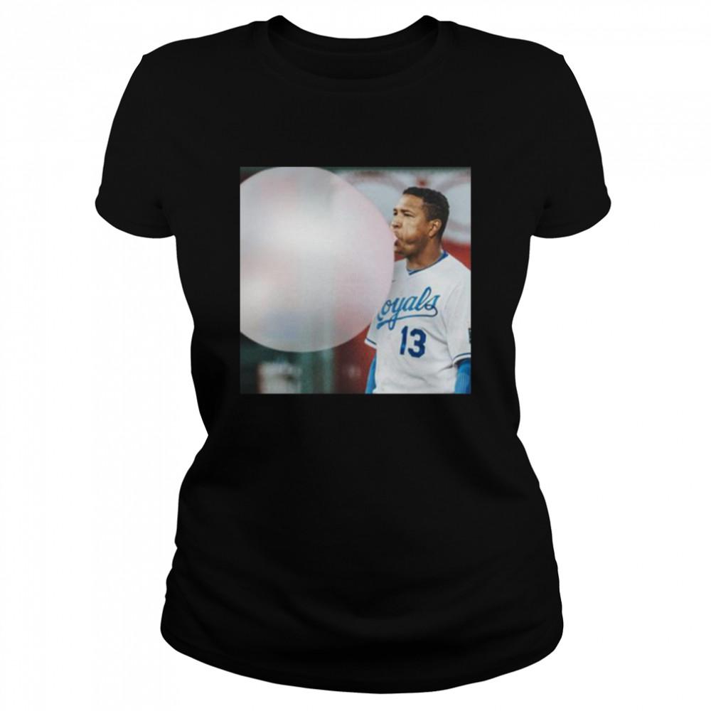 Salvy's Bubble Bigger  Classic Women's T-shirt