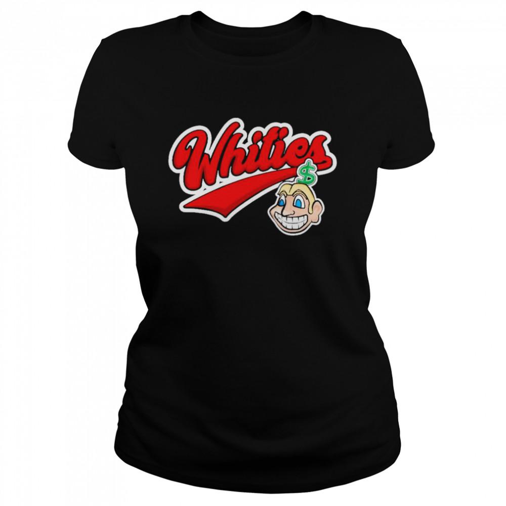 Whities shirt Classic Women's T-shirt