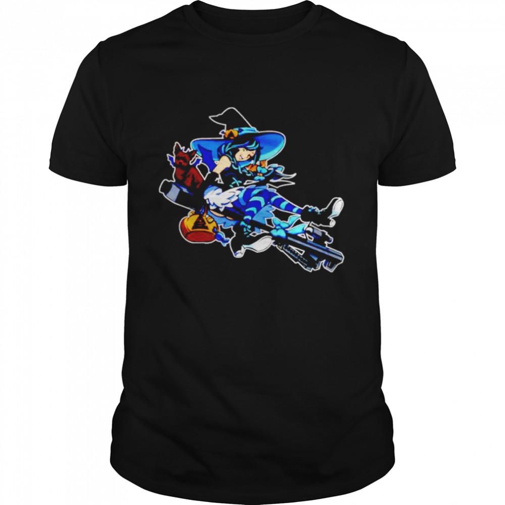 alex Zedra witch shirt