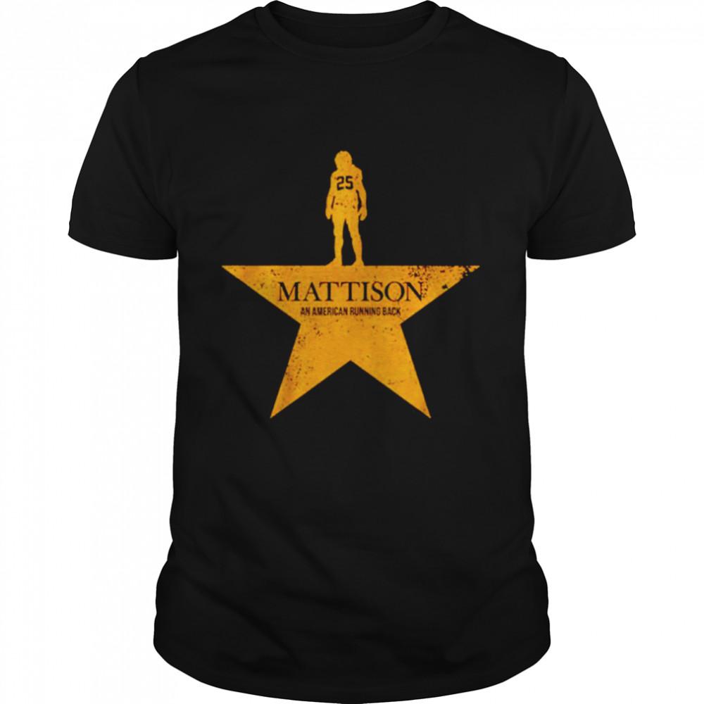 Alexander Mattison Shirt