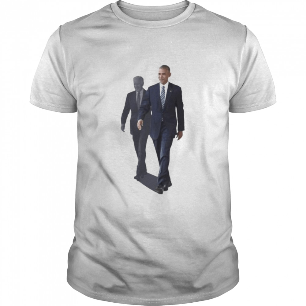 biden inside Obama you know the thing shirt