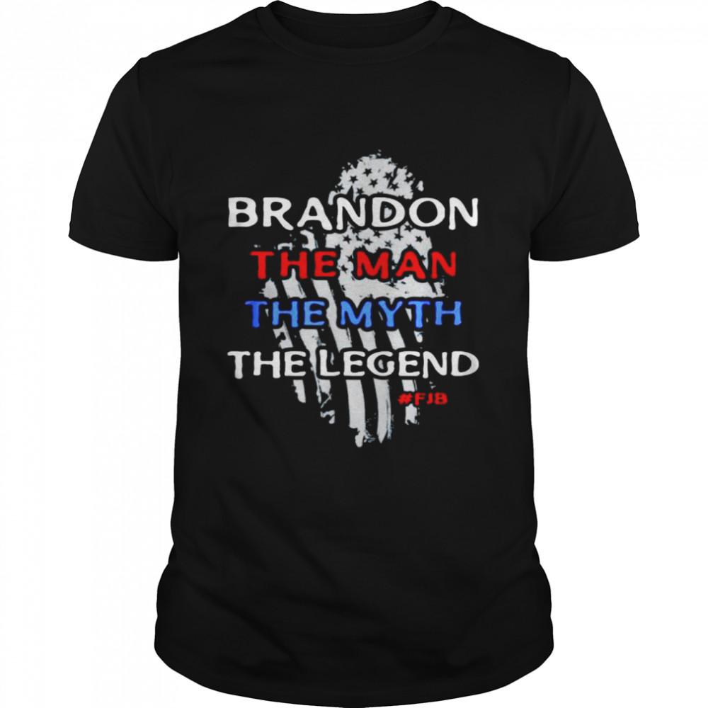 brandon the man the myth the legend shirt
