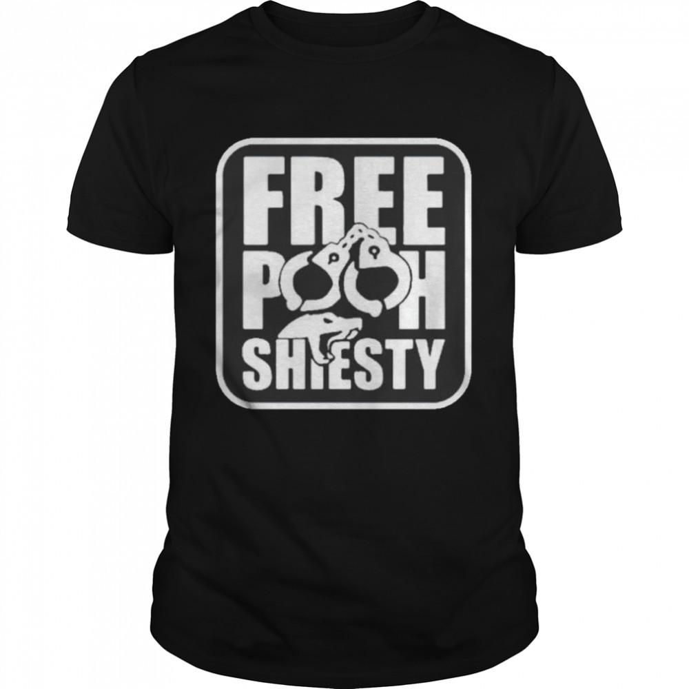 free pooh shiesty type beat shirt