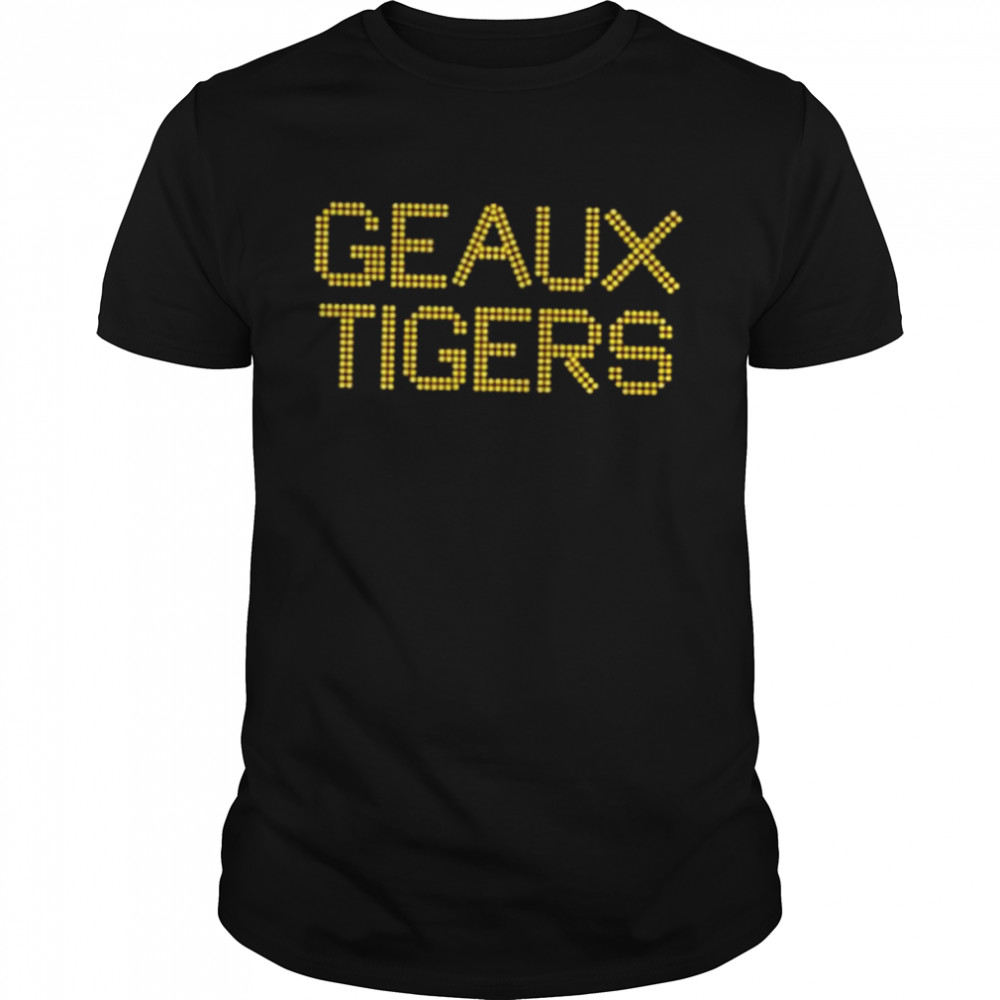 Geaux Tigers shirt