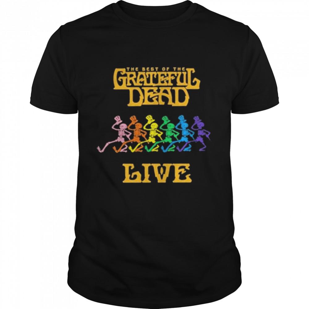 The Best Of The Grateful Dead shirt