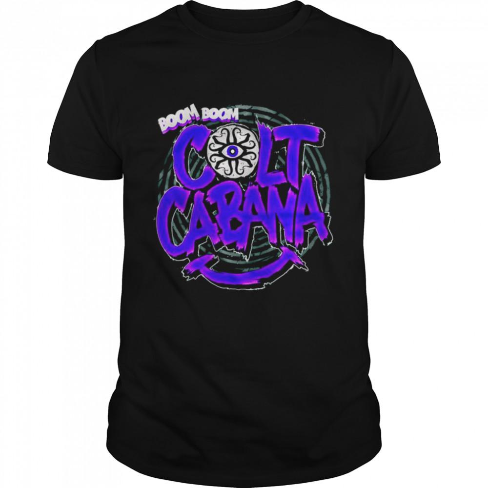 Boom Boom Dark Order 2021  Classic Men's T-shirt