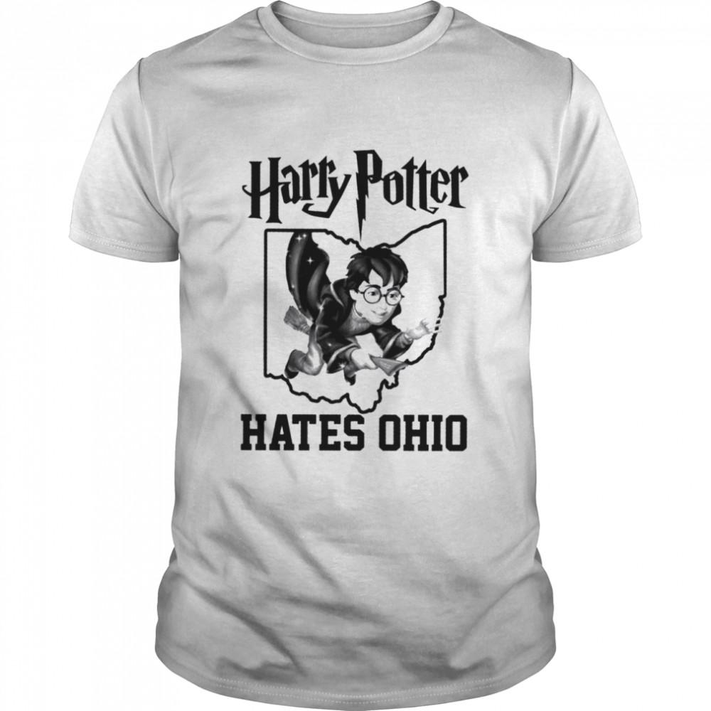 Harry Potter Hates Ohio Shirt